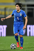 Alessandro Tonali of Italy in action during international friendly match between Italy U21 and Croatia U21 at stadio Benito Stirpe, Frosinone, March 25, 2019 <br /> Photo Andrea Staccioli / Insidefoto