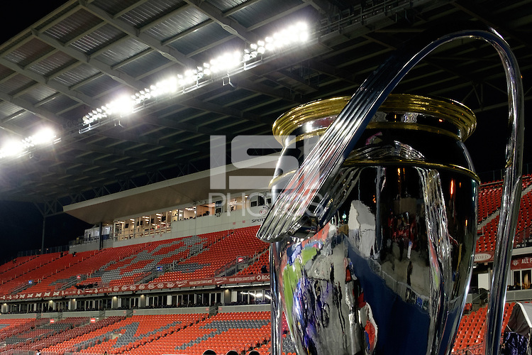 Toronto, ON, Canada - Saturday Dec. 10, 2016: Giants MLS Cup prior to the MLS Cup finals at BMO Field.