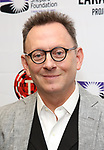 "Michael Emerson attends the cast photo call for ""Laramie: A Legacy""  on September 24, 2018 at The Gerald W. Lynch Theater at John Jay College in New York City."