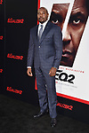 HOLLYWOOD, CA - JULY 17: Director Antoine Fuqua attends the premiere of Columbia Picture's 'Equalizer 2' at TCL Chinese Theatre on July 17, 2018 in Hollywood, California.