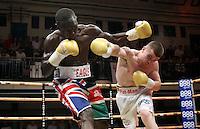 Boxing - York Hall 05-Apr-2014