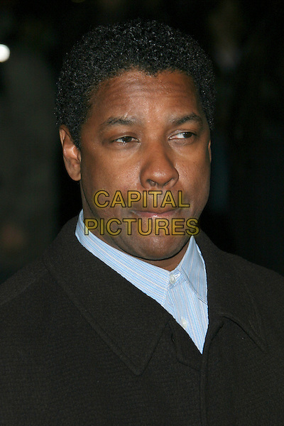 DENZEL WASHINGTON.2007 National Board of Review of Motion Pictures Awards Gala at Cipriani 42nd Street, New York, NY, USA..January 15th, 2008.headshot portrait funny face .CAP/LNC/TOM.©TOM/LNC/Capital Pictures
