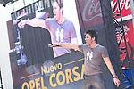 02.06.2012. The singer Robert Ramirez in the ´Cadena 100´ 20 th anniversary Concert at the stadium Vicente Calderon in Madrid. In the image: Robert Ramirez  (Alterphotos/Marta Gonzalez)