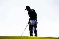 Patrick Reid (Team USA) on the 10th fairway during Saturday afternoon Fourball at the Ryder Cup, Hazeltine National Golf Club, Chaska, Minnesota, USA.  01/10/2016<br /> Picture: Golffile | Fran Caffrey<br /> <br /> <br /> All photo usage must carry mandatory copyright credit (&copy; Golffile | Fran Caffrey)