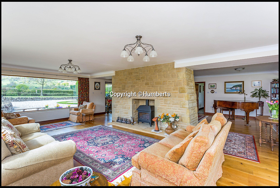 BNPS.co.uk (01202 558833)<br /> Pic: Humberts/BNPS<br /> <br /> If the wall's could talk...<br /> <br /> Gimme Shelter - a quaint country bolt hole where the Rolling Stones stayed while playing gigs in the west country has emerged for sale. <br /> <br /> 'Pasaderas', which coincidentally means 'stepping stones' in Spanish, played host to the raucous band a number of times throughout the 1960s. <br /> <br /> The unsuspecting five bedroom home sits in secluded Gloucestershire countryside - thus providing the megastars with privacy away from pestering paparazzi and adoring fans. <br /> <br /> In those days the house belonged to a close friend of the late Stones co-founder and guitarist Brian Jones called Kerry Hamer, both of whom were from Cheltenham.