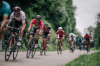 Tomasz Marczynski (POL/Lotto-Soudal)<br /> <br /> Stage 5: Grenoble &gt; Valmorel (130km)<br /> 70th Crit&eacute;rium du Dauphin&eacute; 2018 (2.UWT)