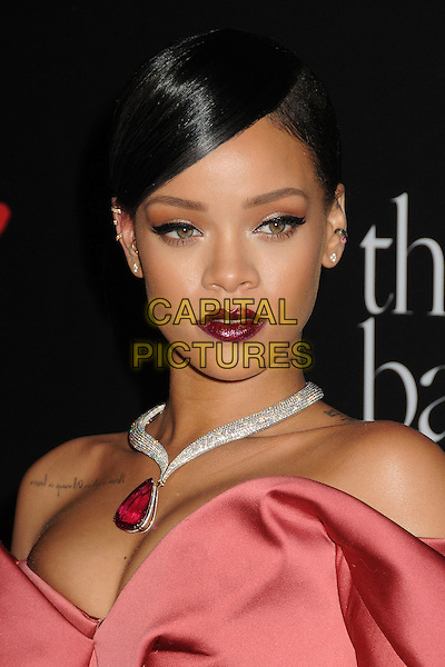 11 December 2014 - Beverly Hills, California - Rihanna. Rihanna's 1st Annual Diamond Ball Benefiting The Clara Lionel Foundation held at The Vineyard.  <br /> CAP/ADM/BP<br /> &copy;Byron Purvis/AdMedia/Capital Pictures