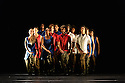 "London, UK. 23.02.2017. Dance Consortium presents Danza Contemporanea de Cuba, in the Barbican Hall, as part of their UK tour 2017. The piece shown, ""Matria Etnocentra"", choreographed by George Céspedes, is the third part of a triple bill, which also includes ""reversible"", choreographed by Annabelle Lopez Ochoa, and ""The Listening Room"", choreographed by Theo Clinkard. The dancers are: Anabel Pomar, Andrés Ascanio, Arelys Hernández, Arlet A. Fernández, Claudia H. Rodríguez, Danny Rodríguez, Dayron Romero, Esven C. González, Heriberto Meneses, Iliana Solís, Iosmaly Ordoñez, Javier A. Aguilera, Jennifer Tejeda, José A. Elias, Laura Ríos, Leyna González, Maikel Pons, Niosbel O. González, Norge Cedeño, Penélope Morejón, Raúl Barrera, Stephanie Hardy, Thais Suárez, Víctor M. Varela. Photograph © Jane Hobson."