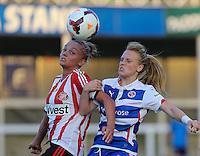 Reading Ladies v Sunderland Ladies - FAWSL2 - 23/08/2014