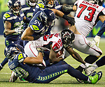 2017 NFL Seahawks vs. Atlanta Falcons