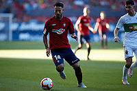 Ruben Garc&iacute;a (midfield; CA Osasuna) during the Spanish <br /> la League soccer match between CA Osasuna and Elche CF at Sadar stadium, in Pamplona, Spain, on Saturday, <br /> agost 26, 2018.