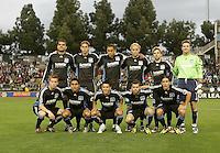 San Jose Earthquakes Starting Eleven. Chivas USA defeated San Jose Earthquakes 1-0 at Buck Shaw Stadium in Santa Clara, California on May 2, 2009.