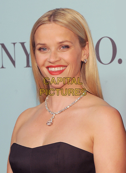 New York, New York- April 15: Reese Whiterspoon attends the Tiffany &amp; Co 2016 Blue Book event at the Cunard Building on April 15, 2016 in New York City.  <br /> CAP/MPI/STV<br /> &copy;STV/MPI/Capital Pictures