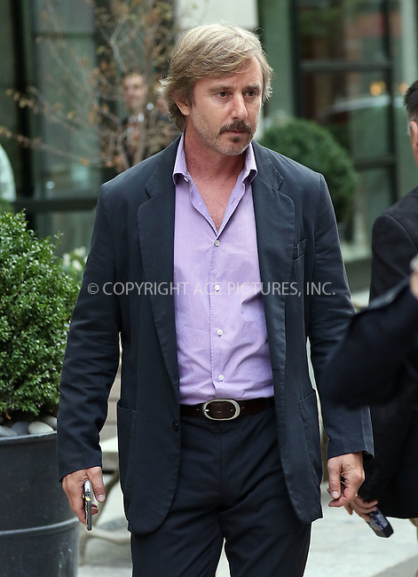 WWW.ACEPIXS.COM<br /> <br /> August 17 2015, New York City<br /> <br /> Actor Jake Weber leaves a downtown hotel on August 17 2015 in New York City<br /> <br /> <br /> By Line: Zelig Shaul/ACE Pictures<br /> <br /> <br /> ACE Pictures, Inc.<br /> tel: 646 769 0430<br /> Email: info@acepixs.com<br /> www.acepixs.com