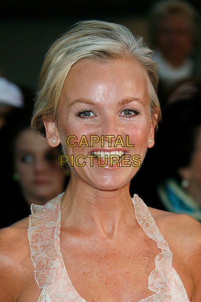 LISA MAXWELL .Arriving at the Pride of Britain Awards,.London Television Centre, South Bank, London, England, UK, .30th September 2008 .portrait headshot halterneck .CAP/DAR.©Darwin/Capital Pictures