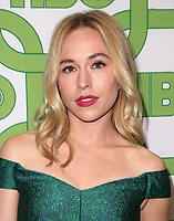 BEVERLY HILLS, CA - JANUARY 6: Sarah Goldberg, at the HBO Post 2019 Golden Globe Party at Circa 55 in Beverly Hills, California on January 6, 2019. <br /> CAP/MPI/FS<br /> ©FS/MPI/Capital Pictures