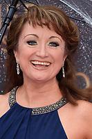 Caroline O'Connor<br /> arriving for the Olivier Awards 2018 at the Royal Albert Hall, London<br /> <br /> ©Ash Knotek  D3392  08/04/2018