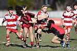 Junior Rugby, 30 June