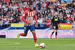 Atletico de Madrid's Thomas Lemar during La Liga match between Atletico de Madrid and CD Leganes at Wanda Metropolitano stadium in Madrid, Spain. March 09, 2019. (ALTERPHOTOS/A. Perez Meca)