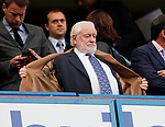 Ken Bates former owner of Chelsea takes his seat during the premier league match at Stamford Bridge Stadium, London. Picture date 17th September 2017. Picture credit should read: David Klein/Sportimage