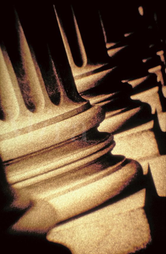 Washington DC pillars. Washington DC District of Columbia United States.