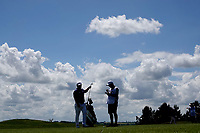 Chris Lloyd (ENG) in action during the third round of the Hauts de France-Pas de Calais Golf Open, Aa Saint-Omer GC, Saint- Omer, France. 15/06/2019<br /> Picture: Golffile | Phil Inglis<br /> <br /> <br /> All photo usage must carry mandatory copyright credit (© Golffile | Phil Inglis)