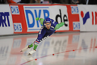 SCHAATSEN: ERFURT: Gunda Niemann Stirnemann Eishalle, 22-03-2015, ISU World Cup Final 2014/2015, Kjeld Nuis (NED), ©foto Martin de Jong