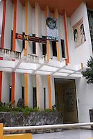 The Museo de la Palabra y la Imagen or Museum of Word and Image in San Salvador, El Salvador