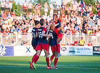 Boyds, MD- August 1, 2015:  The Washington Spirit defeated the Houston Dash 3-1 during their National Women's Soccer League (NWSL) match at the Maryland SoccerPlex