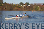 Action from the Killorglin Head of the River on Saturday