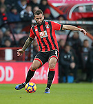 Bournemouth's Steve Cook in action during the Premier League match at the Vitality Stadium, London. Picture date December 4th, 2016 Pic David Klein/Sportimage