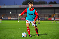 Fleetwood Town's midfielder Dylan Boyle (39) during the The Leasing.com Trophy match between Fleetwood Town and Liverpool U21 at Highbury Stadium, Fleetwood, England on 25 September 2019. Photo by Stephen Buckley / PRiME Media Images.