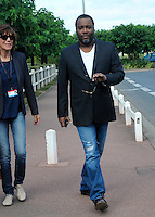 Lee Daniels attends the 39th Deauville Film Festival - France