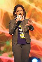 MIAMI, FL - DECEMBER 14: Gloria Estefan at Teleton USA at Univision Studios in Miami, Florida. December 14, 2012. Credit: Majo Grossi/MediaPunch Inc. /NortePhoto