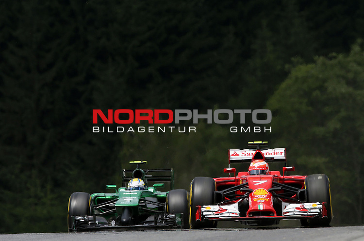 Kimi Raikkonen (FIN), Scuderia Ferrari<br /> for the complete Middle East, Austria &amp; Germany Media usage only!<br />  Foto &copy; nph / Mathis