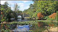 BNPS.co.uk (01202 558833)<br /> Pic: Strutt&amp;Parker/BNPS<br /> <br /> Beautiful lake.<br /> <br /> Be Lord of your own Manor...DIY skills essential.<br /> <br /> A grand country mansion that has been in the same family for 146 years is on the market - but you'll need deep pockets to become lord of this manor.<br /> <br /> The striking Grade II listed Victorian house, which sits beside an impressive lake and is surrounded by picturesque parkland, is being sold by Strutt &amp; Parker with a &pound;7.2million price tag.<br /> <br /> And while you get a lot for your money - with five cottages, outbuildings and 277 acres included in the sale - the main house is now in need of investment to restore it to glory and bring it up to date with all the mod cons expected in a home.