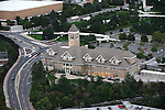 1309-22 3150<br /> <br /> 1309-22 BYU Campus Aerials<br /> <br /> Brigham Young University Campus, Provo, <br /> <br /> Hinckley Alumni and Visitors Center, HC<br /> <br /> September 6, 2013<br /> <br /> Photo by Jaren Wilkey/BYU<br /> <br /> © BYU PHOTO 2013<br /> All Rights Reserved<br /> photo@byu.edu  (801)422-7322