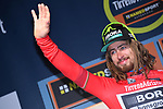World Champion Peter Sagan (SVK) Bora-Hansgrohe wins Stage 5 and takes over the Maglia Rossa points jersey of the 2017 Tirreno Adriatico running 210km from Rieti to Fermo, Italy. 12th March 2017.<br /> Picture: La Presse/Gian Mattia D'Alberto | Cyclefile<br /> <br /> <br /> All photos usage must carry mandatory copyright credit (&copy; Cyclefile | La Presse)
