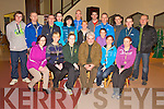 Noreen O'Sullivan, Killarney Lions Club, Tina Donovan, Janet Ryan, John O'Callaghan, Killarney Lions Club, Siobhan Daly, Karen Smith, Simon Mangan, Seamus Murphy, Eamonn Groves, Sophie Willims, Mary O'Connell, Sean O'Leary, Abina O'Sullivan, Fiona O'Sullivan, Donal O'Sullivan, Ed Murphy, Roland Rogers, Stephen Mangan and Tim O'Leary, Killarney Lions CLub, pictured at the presentation of medals at the Killarney Lions Club Winter Running league, sponsored by O'Sullivans Outdoors, in the Old Mon, Killarney on Monday night.