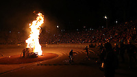Cal Football Bonfire Rally, November, 17, 2016