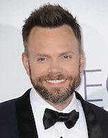 www.acepixs.com<br /> <br /> January 18 2017, LA<br /> <br /> Joel McHale arriving at the People's Choice Awards 2017 at the Microsoft Theater on January 18, 2017 in Los Angeles, California.<br /> <br /> By Line: Peter West/ACE Pictures<br /> <br /> <br /> ACE Pictures Inc<br /> Tel: 6467670430<br /> Email: info@acepixs.com<br /> www.acepixs.com