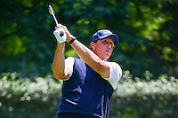 Phil Mickelson (USA) watches his tee shot on 3 during round 4 of the World Golf Championships, Mexico, Club De Golf Chapultepec, Mexico City, Mexico. 3/5/2017.<br /> Picture: Golffile | Ken Murray<br /> <br /> <br /> All photo usage must carry mandatory copyright credit (&copy; Golffile | Ken Murray)