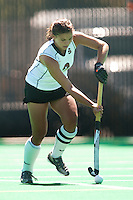 STANFORD, CA - SEPTEMBER 6: Camille Ghandi plays against Michigan State on September 6, 2010 in Stanford, California.