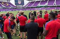 USMNT Training, October 5, 2017