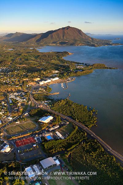 Littoral de la commune du Mont-Dore, Nouvelle-Calédonie