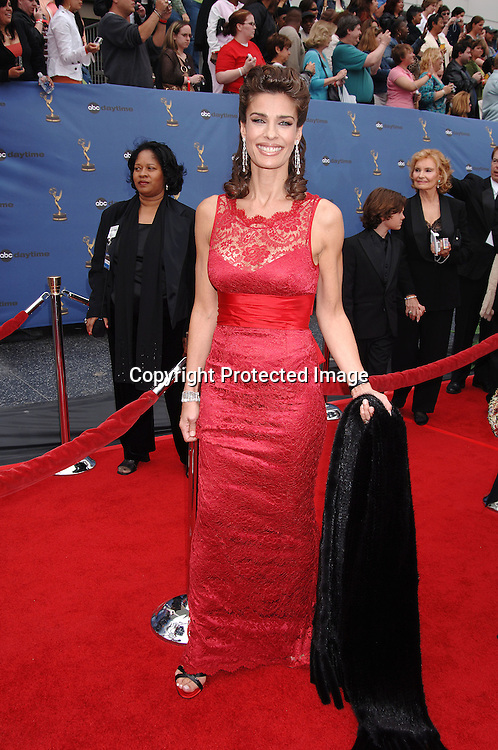 Kristian Alfonso ..arriving at The 33rd Annual Daytime Emmy Awards..on April 28, 2006 at The Kodak Theatre...Robin Platzer, Twin Images