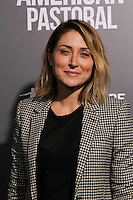 BEVERLY HILLS, CA - OCTOBER 13: Sasha Alexander attends the Special Screening Of Lionsgate's 'American Pastoral' on October 13, 2016 in Beverly Hills, California. (Credit: MPA/MediaPunch).