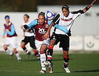 081109 West Ham Utd Ladies v Charlton Women