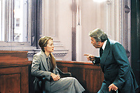 Kramer vs. Kramer (1979) <br /> Meryl Streep &amp; Howard Duff<br /> *Filmstill - Editorial Use Only*<br /> CAP/MFS<br /> Image supplied by Capital Pictures