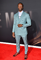 """LOS ANGELES, CA: 24, 2020: Aldis Hodge at the premiere of """"The Invisible Man"""" at the TCL Chinese Theatre.<br /> Picture: Paul Smith/Featureflash"""